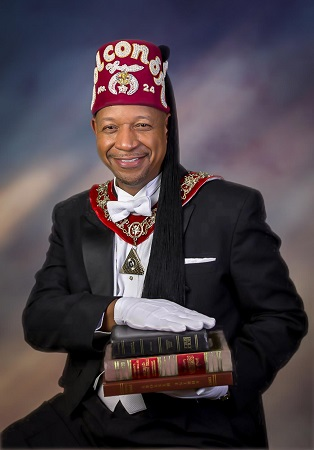 Illustrious Potentate Noble Charles F. Salley